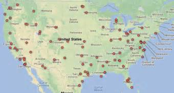 casinos in the united states map lists of united states casinos