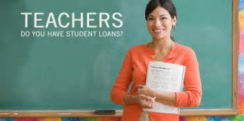 Teaching In Student Loan Forgiveness Or Discharge Can Create A