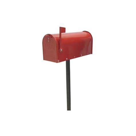 cassetta lettere americana cassetta postale us mail box con palo posta americana usa