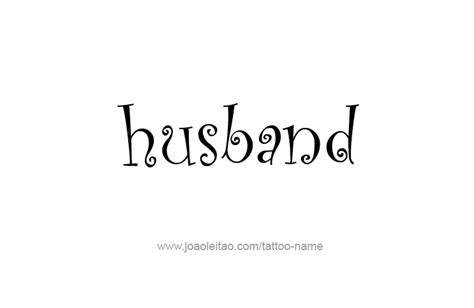 husband name tattoo designs husband family name designs tattoos with names