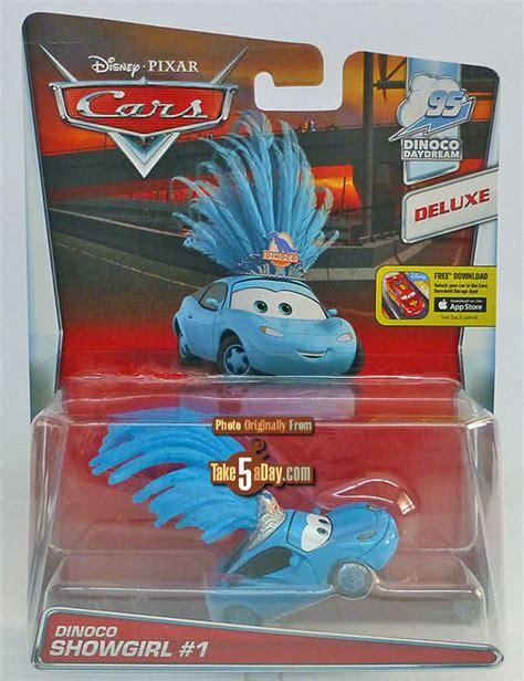 Baju Single Pack Original Mattel mattel disney pixar cars dinoco showgirls 1 is number