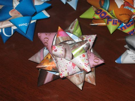Handmade Gift Bows - celebrating a simple gift bows from