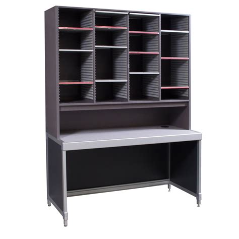 Mail Organizer Desk Mail Organizer Desk 8 Slot Letter Paper Sorter Desk Office Mail File Catalog Box Storage