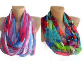 Cheap Infinity Scarves Scarf Infinity Scarf Eternity Scarf Loop Scarf Womens