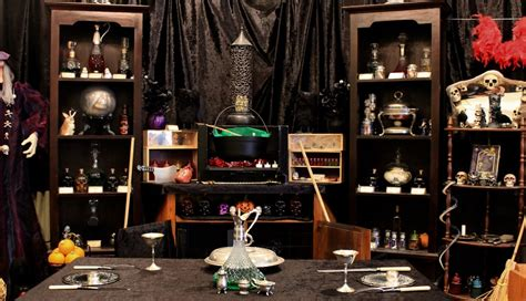 Witch Kitchen Decor by Witch How To Create A Witch S House With