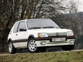 Peugeot 205 1 9 Gti Peugeot 205 Gti 1 9 8v 1986 Review 2016 Car Review