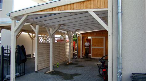 pulldach carport projekte  carports aus polen