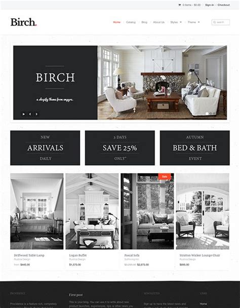 Providence Theme Shopify | 62 best shopify themes images on pinterest