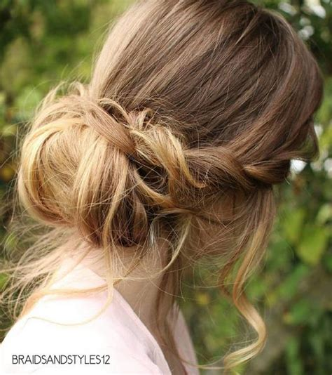 casual hairstyles for relaxed hair simple relaxed hairstyles