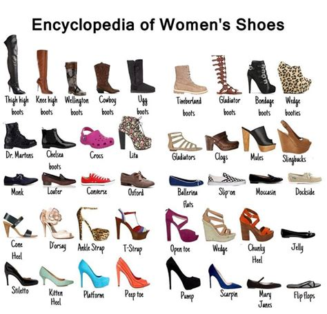 encyclopedia of s shoes visual shoe dictionary