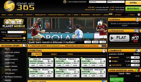 planet win mobile 2014 planetwin365 scommesse calcio