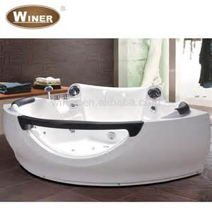 2015 cheap 2 person freestanding whirlpool shallow