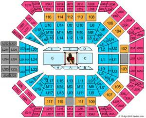 grand arena floor plan mgm grand garden arena seating chart