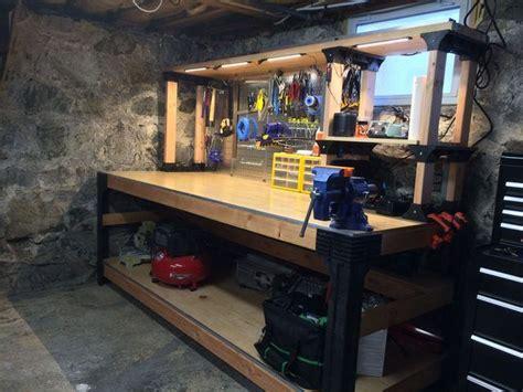 basics workbench   workbench plans diy