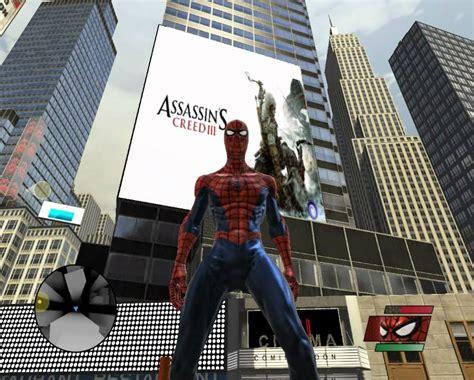 of new york web spider web of shadows modern day nyc mod version