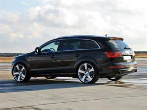 audi q7 by avus performance 2009 mad 4 wheels