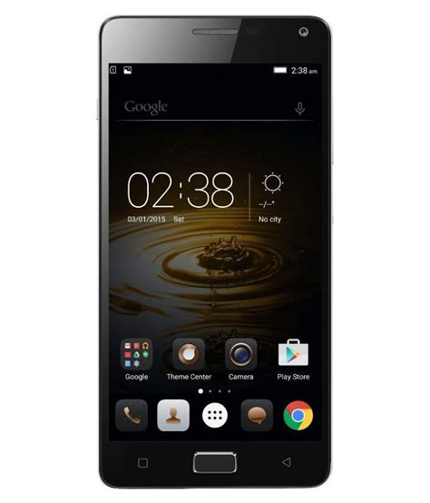 Luxo Lenovo P1 P1 Turbo lenovo vibe p1 turbo 32gb grey mobile phones at