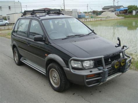 mitsubishi rvr turbo mitsubishi rvr 2 0 sports gear diesel turbo 1994 used
