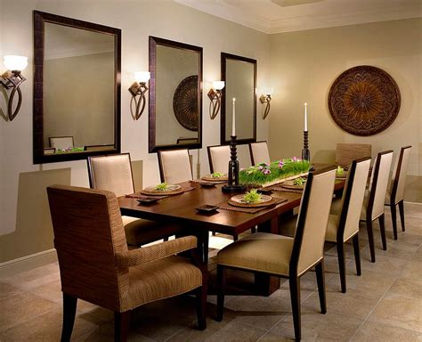 Dining Room Mirrors Placement How To Use Wall Sconces Design Tips Ideas