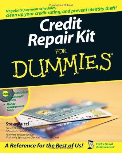 free kredit repair kit credit repair kit for dummies free ebooks