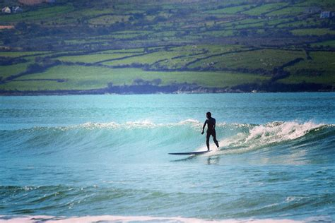 Surfing Dublin surfing in ireland surfragette surf travel and more