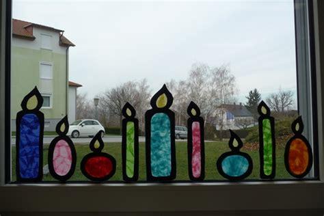 Fensterdeko Weihnachten Kerzen by Volksschule Gro 223 Petersdorf