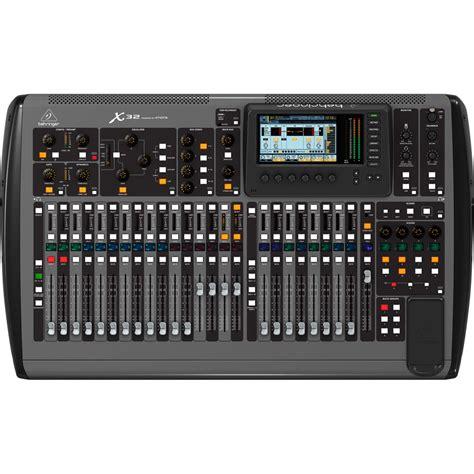 Mixer Digital behringer x32 digital mixer dv247