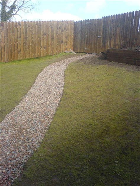 6 Tons Of Gravel Northern Ireland Gardeners Corner Tweedie Garden