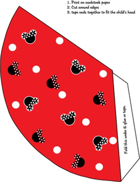 mickey mouse birthday hat template mickey hat 2 mickey mouse hats free