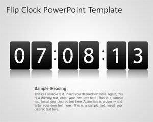 Free Countdown Powerpoint Templates Countdown Clock Ppt