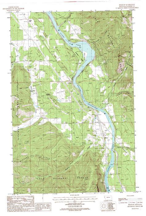 usgs maps belknap topographic map mt usgs topo 47115f4