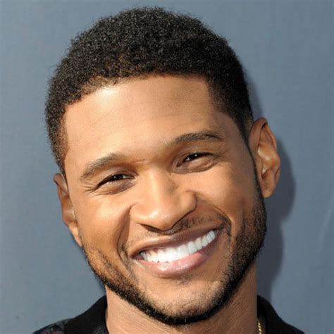 usher haircut usher hairstyles