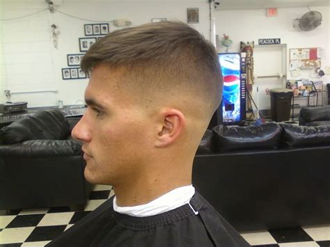 zero one fade hair cut low zero fade images