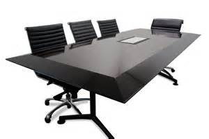 board room table silhouette custom designed boardroom table