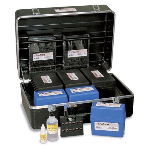 air quality test kit lamotte 174 air pollution test kit carolina