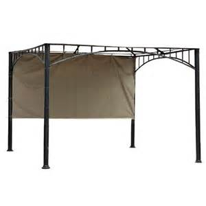 Fred Meyer Curtains Universal Gazebo Sunshade For 10 Ft Gazebos Outdoor