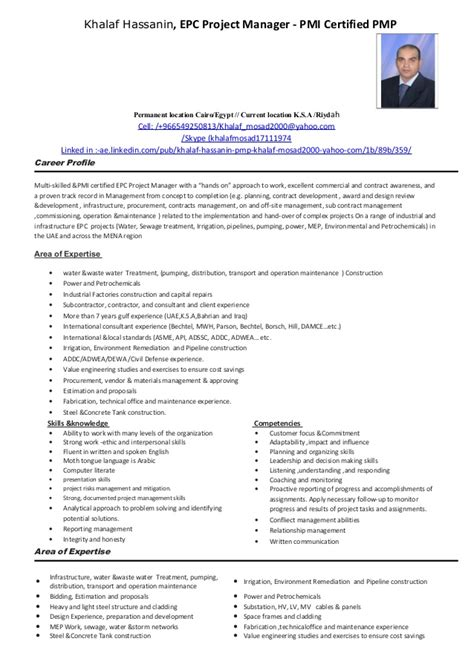 project manager resume agile scrum 2