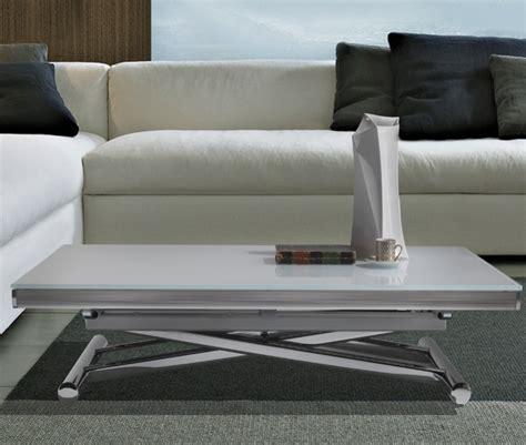 tavolini trasformabili in tavoli tavolino da salotto trasformabile in tavolo happening di