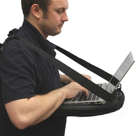 Walking Laptop Desk Laptop Desk For Walking How Do You Use Yours Pinterest
