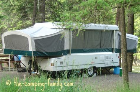 pop up tent trailer with bathroom rv cers travel trailers pop up tent trailers truck cers and motorhomes