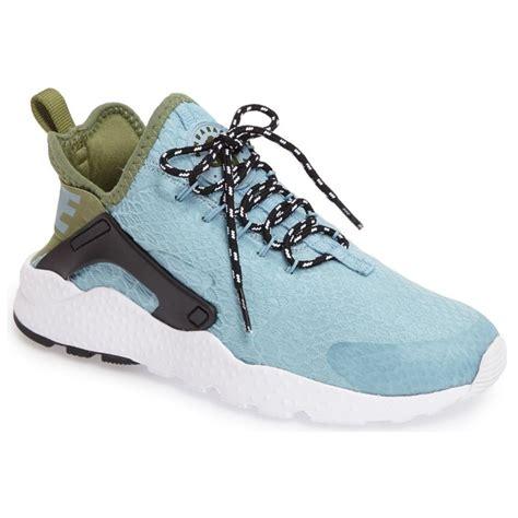 Original Bnwb Nike Air Huarache Run Ultra Se Oatmealblackpink Powy nike air huarache run ultra se sneaker rank style