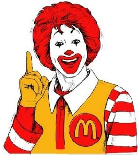 donald macdonald ronald mcdonald your meme