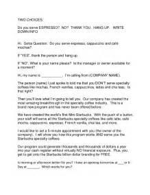 telemarketing script