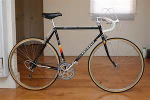 Peugeot Bikes Vintage For Sale Vintage Bike Spot 56cm Peugeot Iseran Steel Road Bike