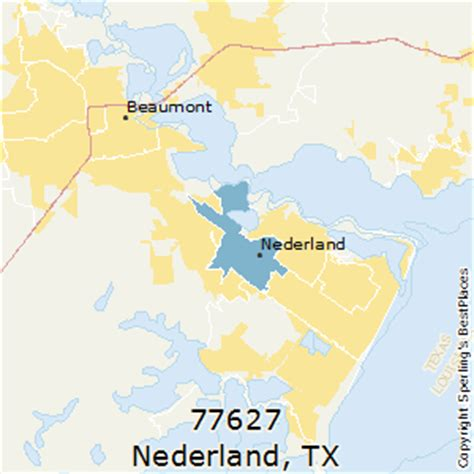 map of nederland texas best places to live in nederland zip 77627 texas