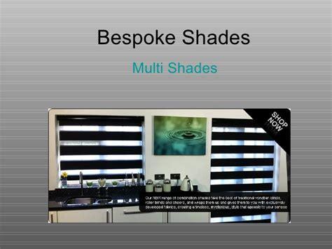 Bespoke Blinds Multi Shades