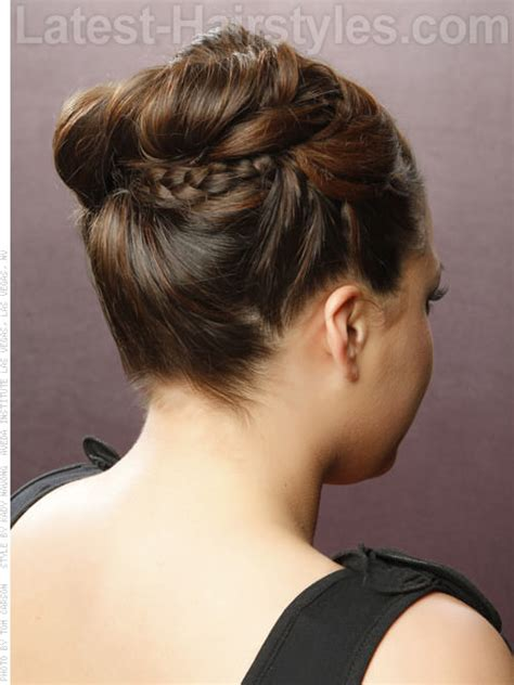 hairstyles upsweep 12 beautifully braided hairstyles for prom