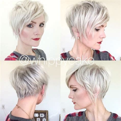 360 short hairstyles pixie 360 whippy cake hair styles pinterest cakes