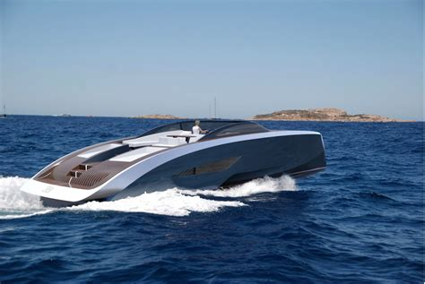 bugatti boat image palmer johnson niniette yacht inspired by bugatti