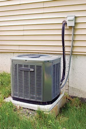 Ac Outdoor tips for maintaining your air conditioner homes land s realtips
